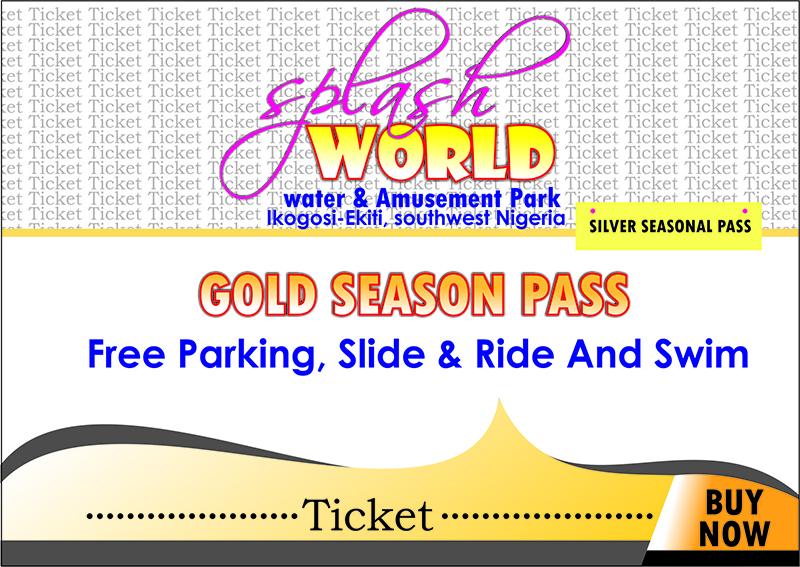SplashWorld Gold Season Pass
