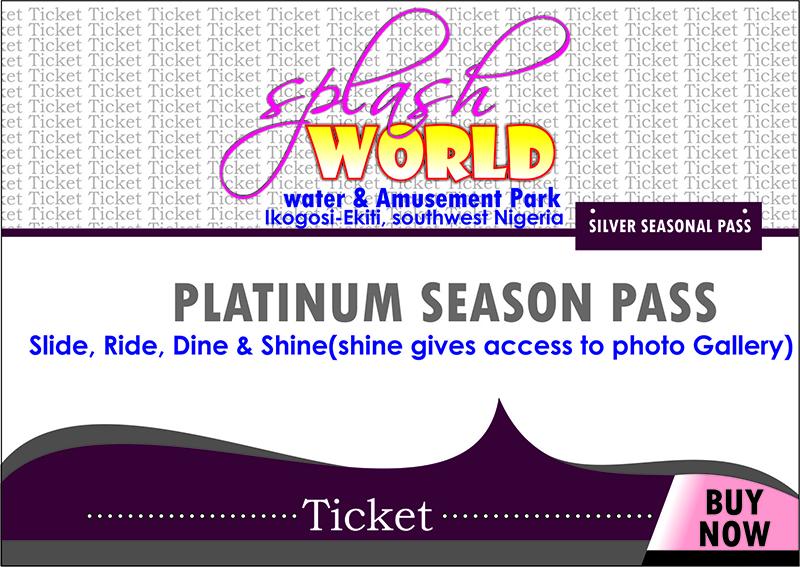 SplashWorld Platinum Season Pass