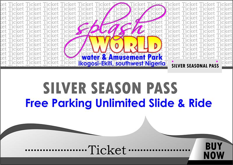 SplashWorld Silver Season Pass