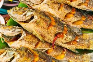 Grilled fish - Cabana large