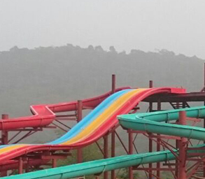 Africa's first water park