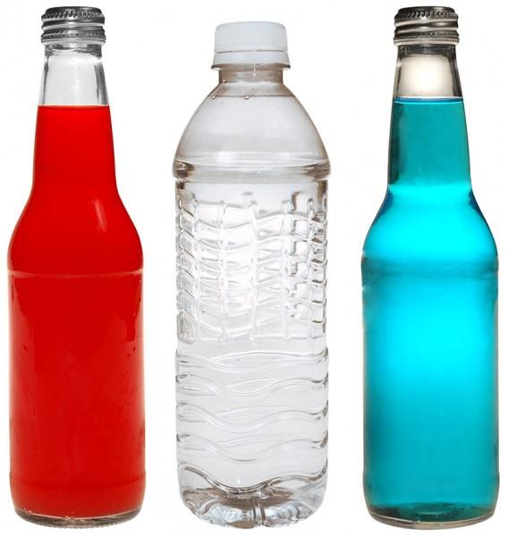 Splash Bottled Water and Splash Soda